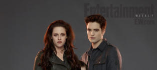 Breaking Dawn First Look: It's Renesmee!