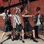 Jaden Smith Dons Skirt for Louis Vutton Campaign