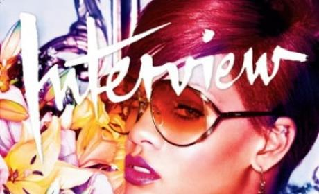 Rihanna Interview Cover