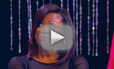 The Real Housewives of Atlanta Season 7 Episode 9 Recap: 50 Shades of ... Well, Shade