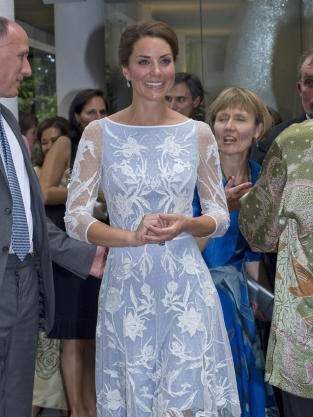 Kate Middleton Dressed