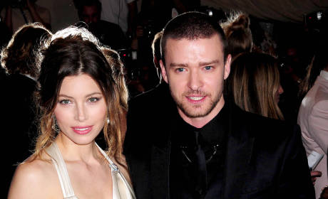 Justin Timberlake and Jessica Biel: Engaged!!