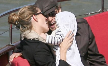Cute Family Alert: Gisele Bundchen, Tom Brady & Son