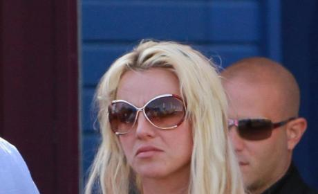 Britney Spears Pictures From New Year's Eve