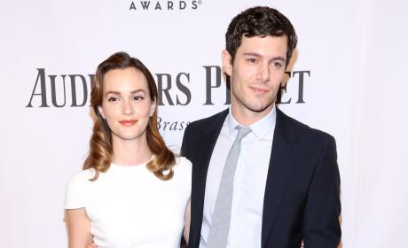 Leighton Meester: Pregnant with First Child!