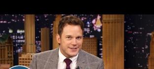 Chris Pratt Plays Word Sneak