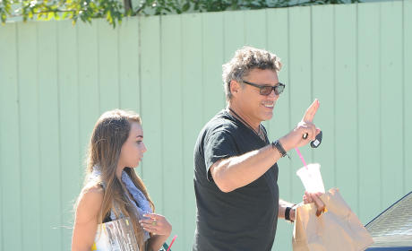 Lyda Loudon and Steven Bauer Picture