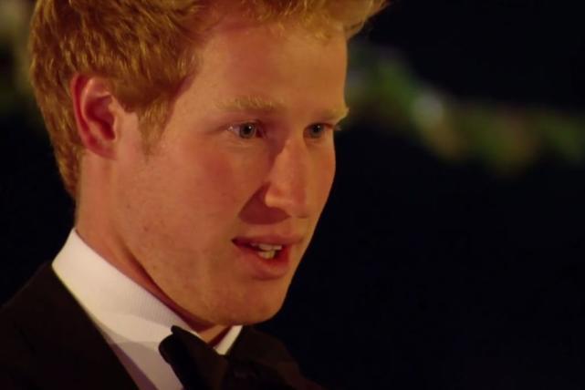 Matthew hicks on i wanna marry harry