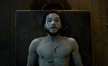Kit Harington on Jon Snow Shocker: Sorry For Lying!