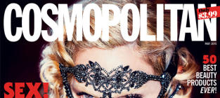 Madonna Cosmo Cover