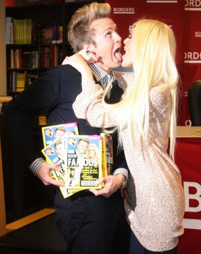 Book Signing Nastiness
