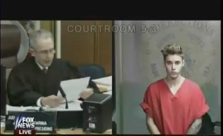Justin Bieber Bail Hearing: Watch Now!