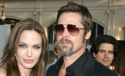 Angelina Jolie & Brad Pitt: Custody Battle Getting Ugly Already?!