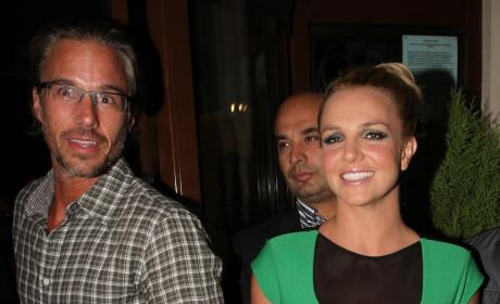 Britney Spears and Jason Trawick BREAK UP!