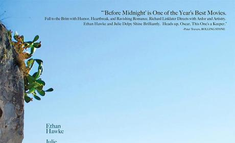 Before Midnight Poster: Arrived!