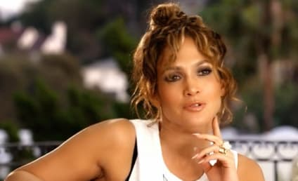 Jennifer Lopez Strikes Sexy Poses, Talks Body Image