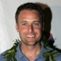 Chris Harrison Lei'd