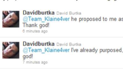 Neil Patrick Harris and David Burtka: Engaged!