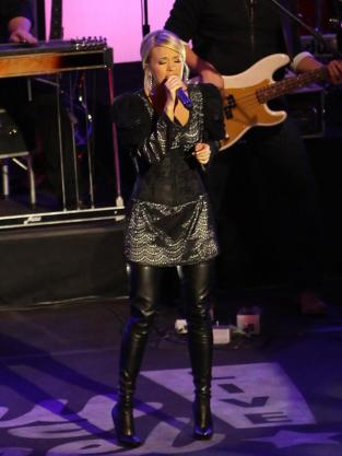 Carrie in Concert