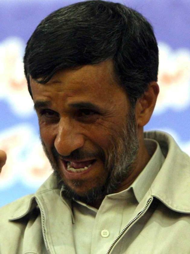 Mahmoud Ahmadinejad Pic
