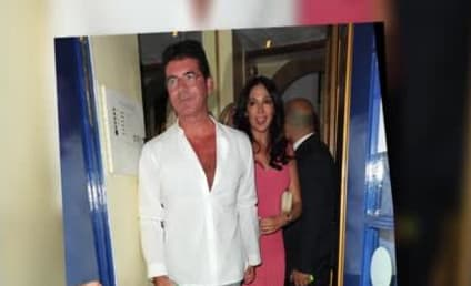 Simon Cowell and Lauren Silverman: Expecting a Boy!