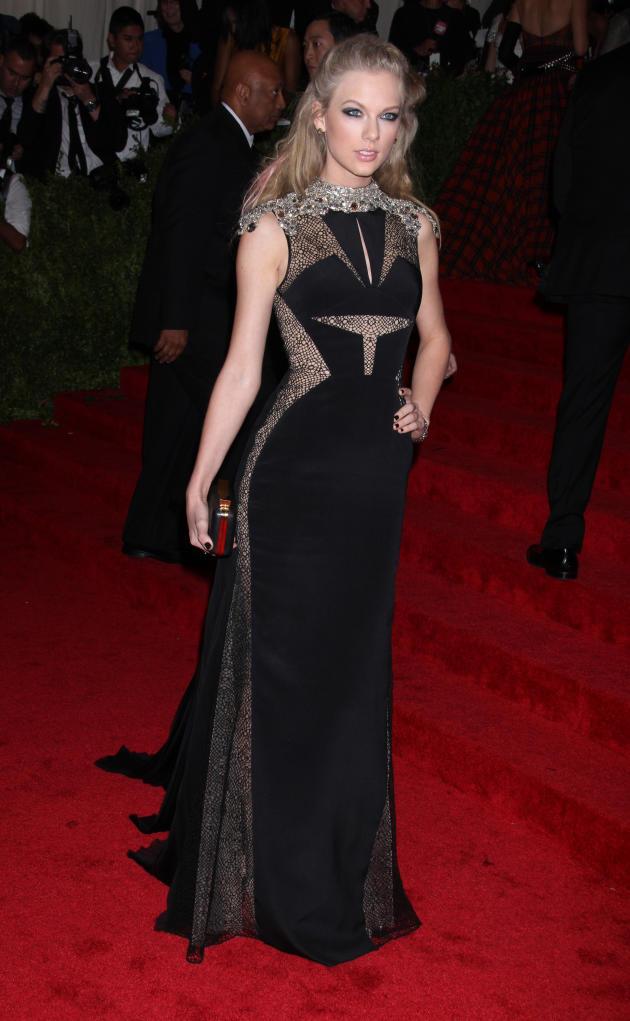 Taylor Swift MET Gala Dress
