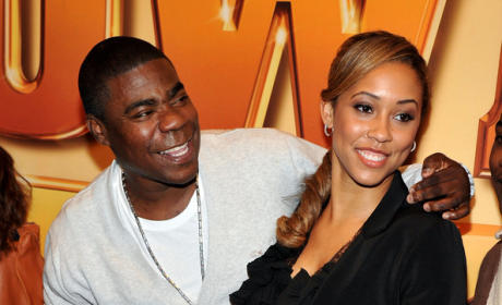"Tracy Morgan on the Mend, Showing ""Signs of Improvement"""