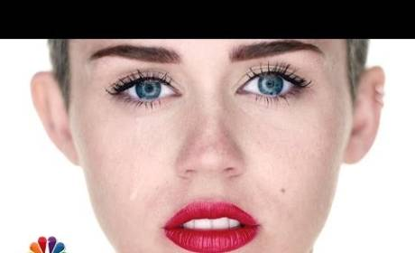 Miley Cyrus Previews Televised Concert! Watch Now!