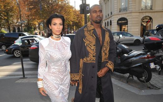 Kim Kardashian and Kanye West: Fashion Icons?