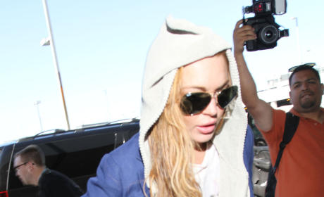 Lindsay Lohan: My Dad's Not Going Anywhere!