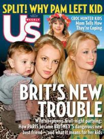 Ho Train On Us Weekly Cover