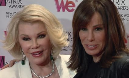 "Joan Rivers ""Still in Serious Condition,"" Daughter Says"