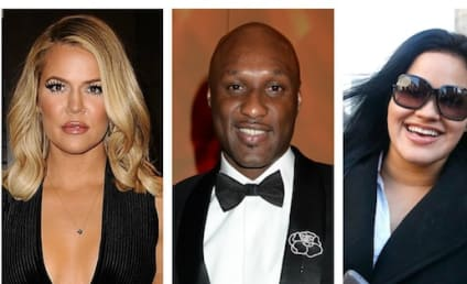 Khloe Kardashian and Liza Morales: Still Battling Over Lamar Odom?