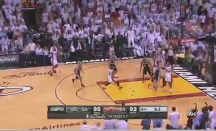 Ray Allen, LeBron James Bail Out Heat to Force NBA Finals Game 7
