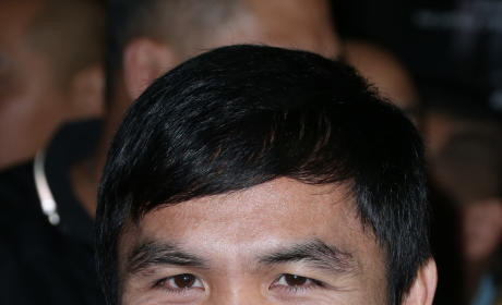 Manny Pacquiao: Sued For $5 Million By Fans!