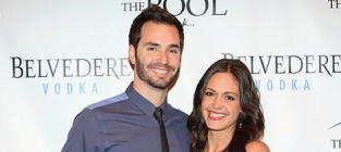 Desiree Hartsock, Chris Siegfried Photograph