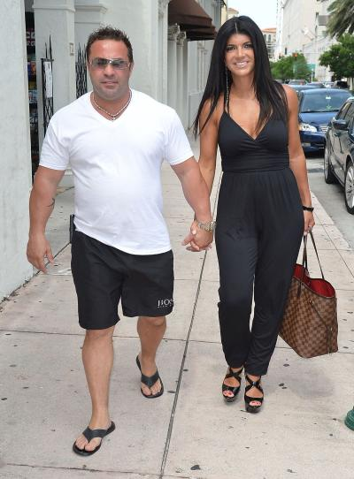 Joe and Teresa Giudice