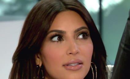 Kim Kardashian on Haiti Trip: NOT About Me!