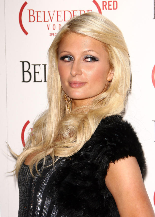 Paris Hilton Photograph