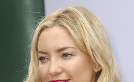 Kate Hudson at Movie Premiere