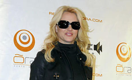 Britney Spears Goes Clubbing in Montreal