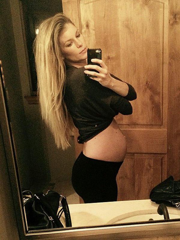 Marisa Miller Baby Bump