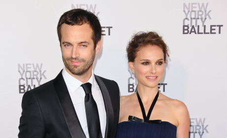 Natalie Portman and Benjamin Millepied: Married!