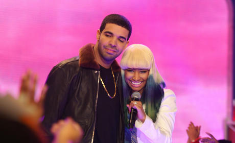 Drake and Nicki Minaj: (Not) Married!