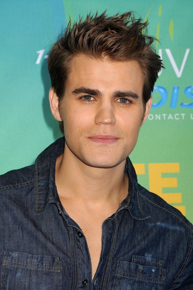 Paul Wesley - The Hollywood Gossip