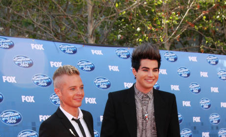 Sauli Koskinen and Adam Lambert