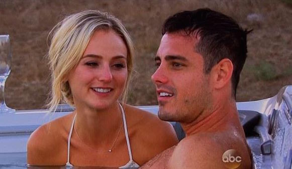 Ben Higgins and Lauren B.