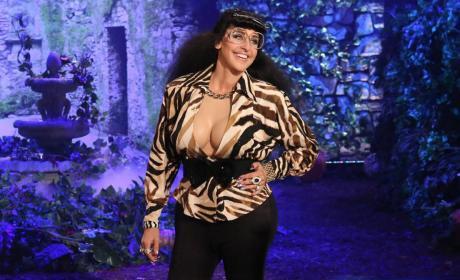 Ellen DeGeneres for Halloween: I'm Karla Kardashian!