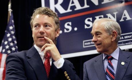 Rand Paul Endorses Mitt Romney; Would Prefer Dad