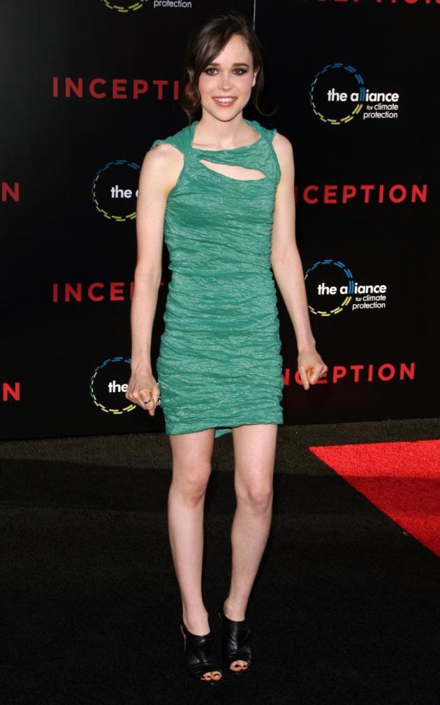 Ellen Page Picture
